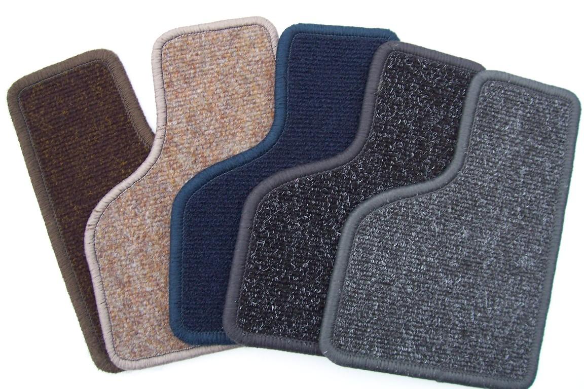 auto fussmatten fussmattenmuster und farben. Black Bedroom Furniture Sets. Home Design Ideas